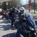 groupe motard à Rennes
