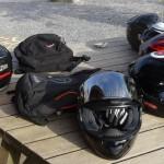 casque de moto pour motard et motarde