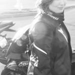 Mamzelle Laura, bloggueuse de Rennes et Motarde de David Jazt