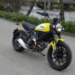 Ducati Scrambler de David Jazt