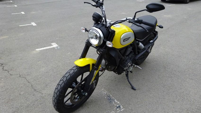 moto plaisir et loisir chez Ducati