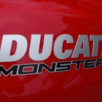 Ducati Monster rouge 2015