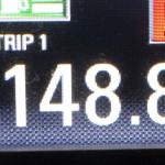 148km pour cette balade moto autour de Rennes