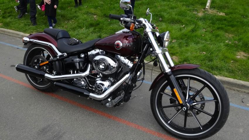 Harley Davidson Breakout 2015