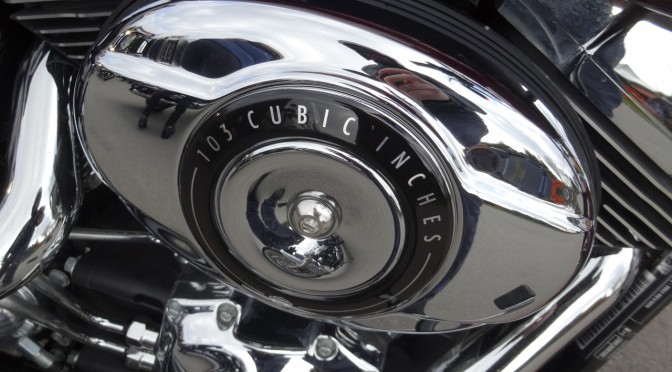 moteur Harley Davidson Breakout 2015