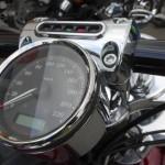 tableau de bord Harley Davidson Breakout 2015