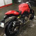 Ducati toute propre