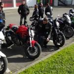 Arrivée à Rennes pour les Rennais