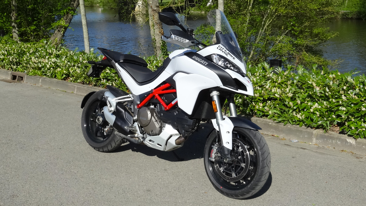 Multistrada touring 1200 S