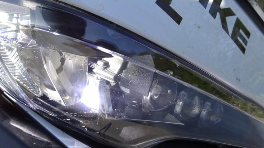 optique full LED sur le 1200 S Multistrada