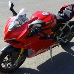 Ducati Panigale 1299 S rouge