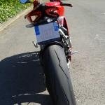sportive italienne en Ducati