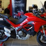 Multistrada 1200 rouge 2015
