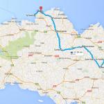 Tour de Bretagne à moto