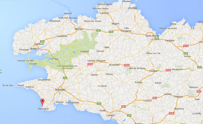 Sport de Surf en Bretagne Sud (Finistère)