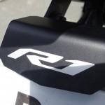 support de plaque pour R1M Yamaha 2015