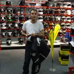 choix accessoire moto chez Dafy Moto Rennes