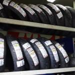 large choix de pneus moto chez Dafy moto Rennes