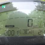 2000km sur le Monster 821