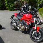 balade moto Finistère