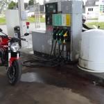 arrêt essence