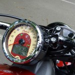 guidon Indian Scout rouge