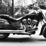 Breizh Riders : moto Indian à Rennes