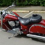 moto custom américaine