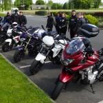 groupe de moto à Rennes