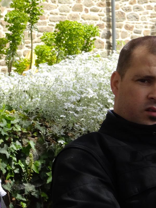 Mathieu, motard Rennais du site 299kmh.com