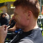 Eric, motard Rennais
