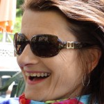 Magdalena, motarde Rennaise
