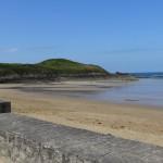 pique nique en bord de mer à St Lunaire