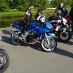 ballade moto du dimanche
