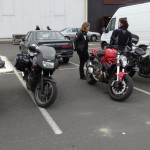 motard Rennais pour le Tour de Bretagne à moto - #JBMT2015
