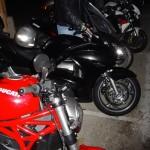 garage privé pour la nuit