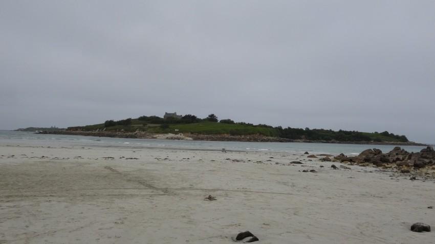 plage de char à voile près de Saint Pol de Léon