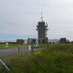 phare du cap de la chèvre : base militaire