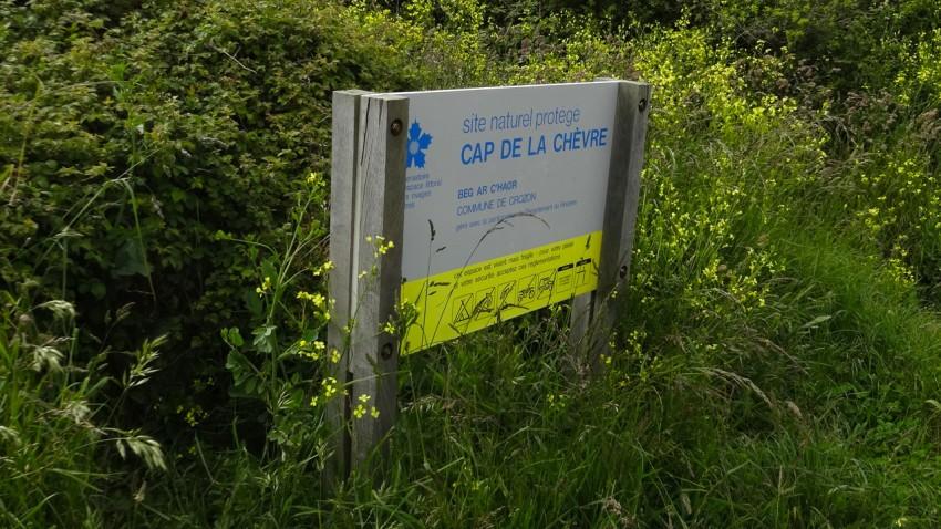 Pointe de la Chèvre, Finistère