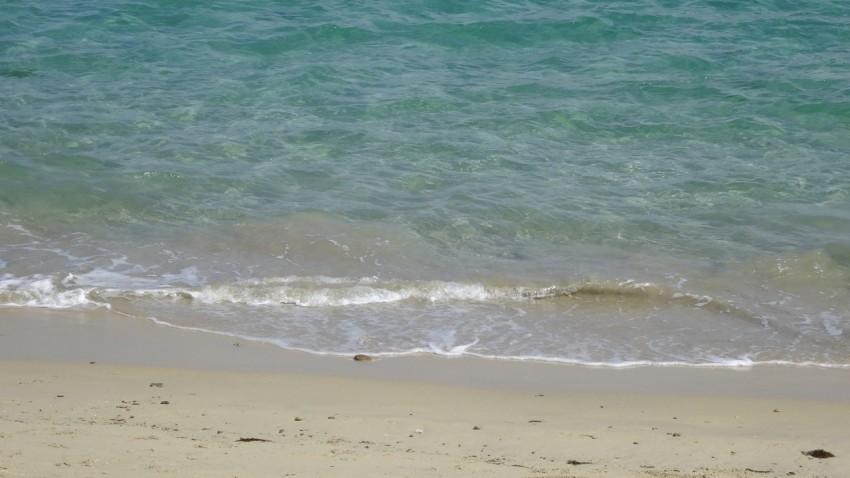 couleur de la mer en Bretagne : magnifique