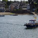 Benodet à Sainte-Marie par la mer