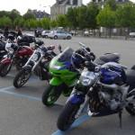 groupe motard à Pontivy