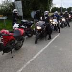 groupe de motard en Bretagne