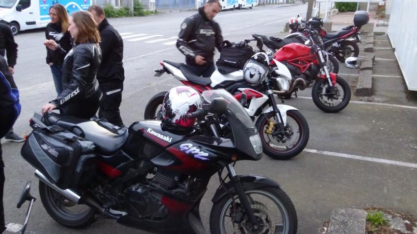arrivée du Breizh Tour à Rennes