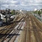 Gare de Rennes, rue d'Alma