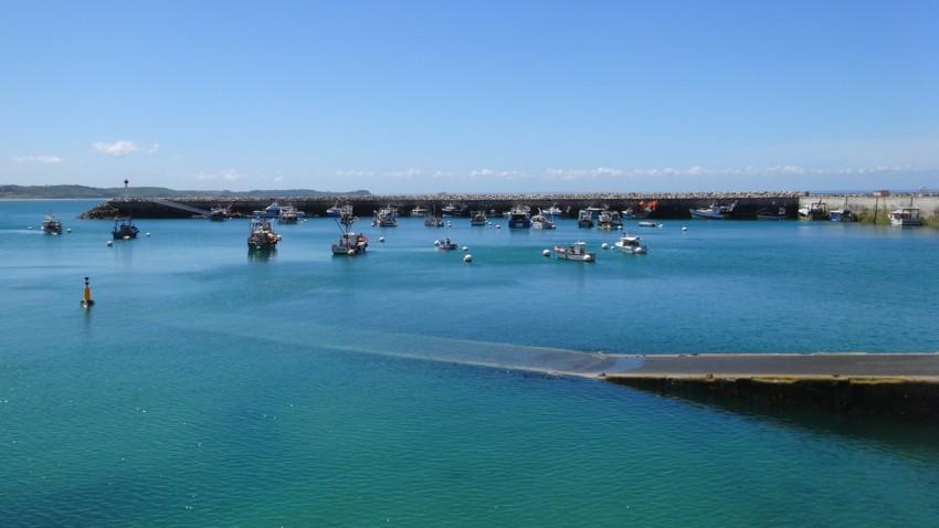 port de pêche à Erquy