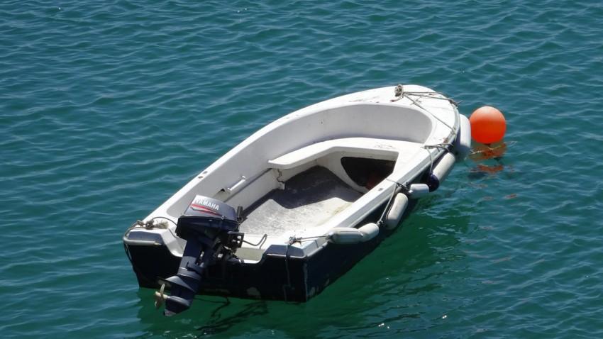 bateau au port d'Erquy