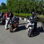 sortie moto Rennes avec Jazt.com