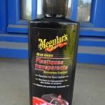 Plastique transparent Meguiar's