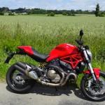 Monster Ducati 821 de David Jazt